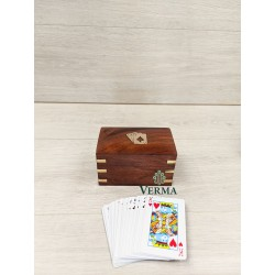 STANDING DOUBLE CARD BOX