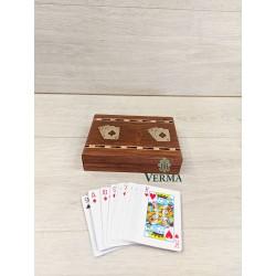 CARD BOX DOUBLE