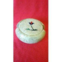 SOAPSTONE COASTER SET