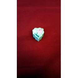 HEART SIDE CUT BOX     1.5X2