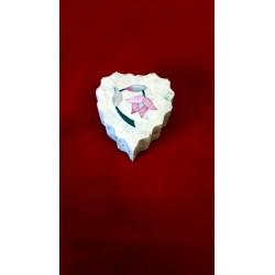 HEART SIDE CUT BOX      2X3