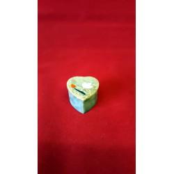 HEART INLAID BOX       1.5X2